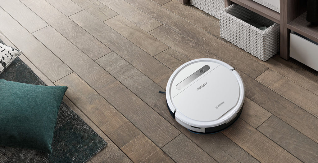 Robot Vacuum Cleaner DEEBOT OZME610 1 1024x527 - Give The Gift of Never Having To Vacuum or Mop This Father's Day