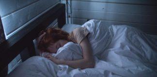 a good sleep inside blanket