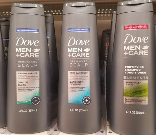 dove for men