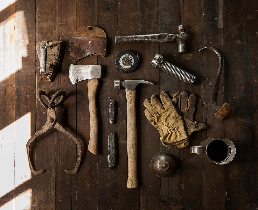 gentlemen tools - Four DIY skills that every gentleman homeowner should have