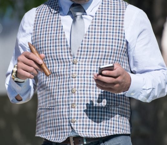 mens dressing in summer