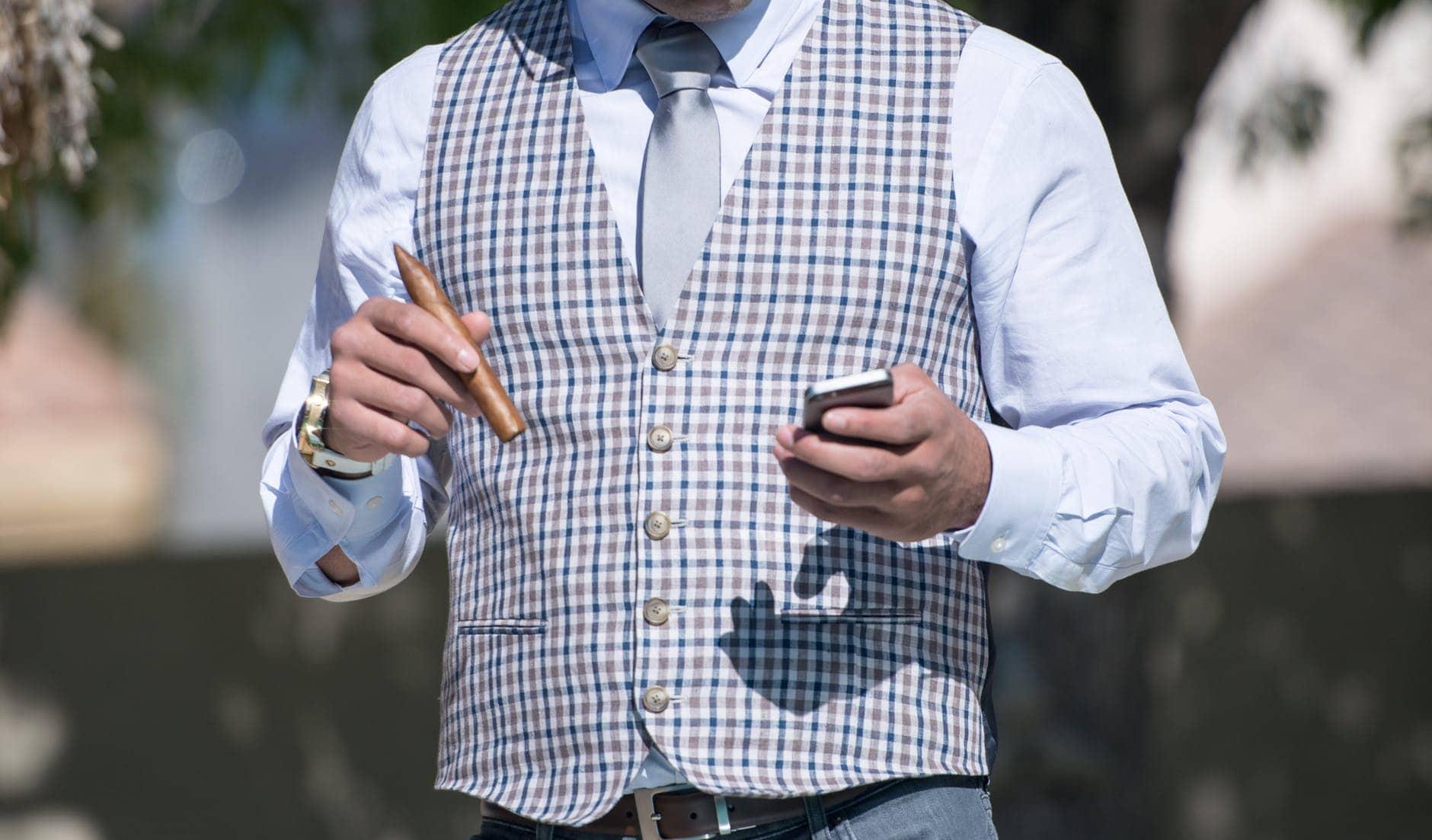 mens dressing in summer