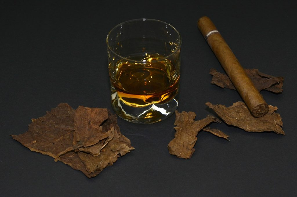 whiskey and cigar 1024x682 - Why Cigars and Whiskey Are the Perfect Match Made in Heaven (And How to Pair Them)