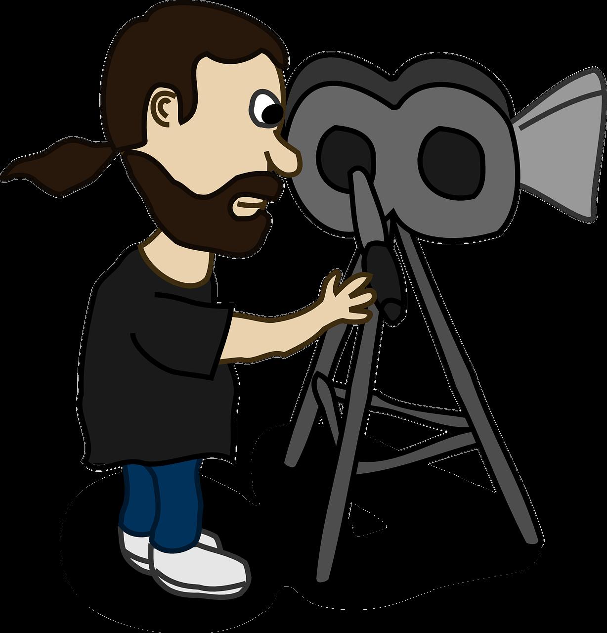 Filmmaking Like a Pro