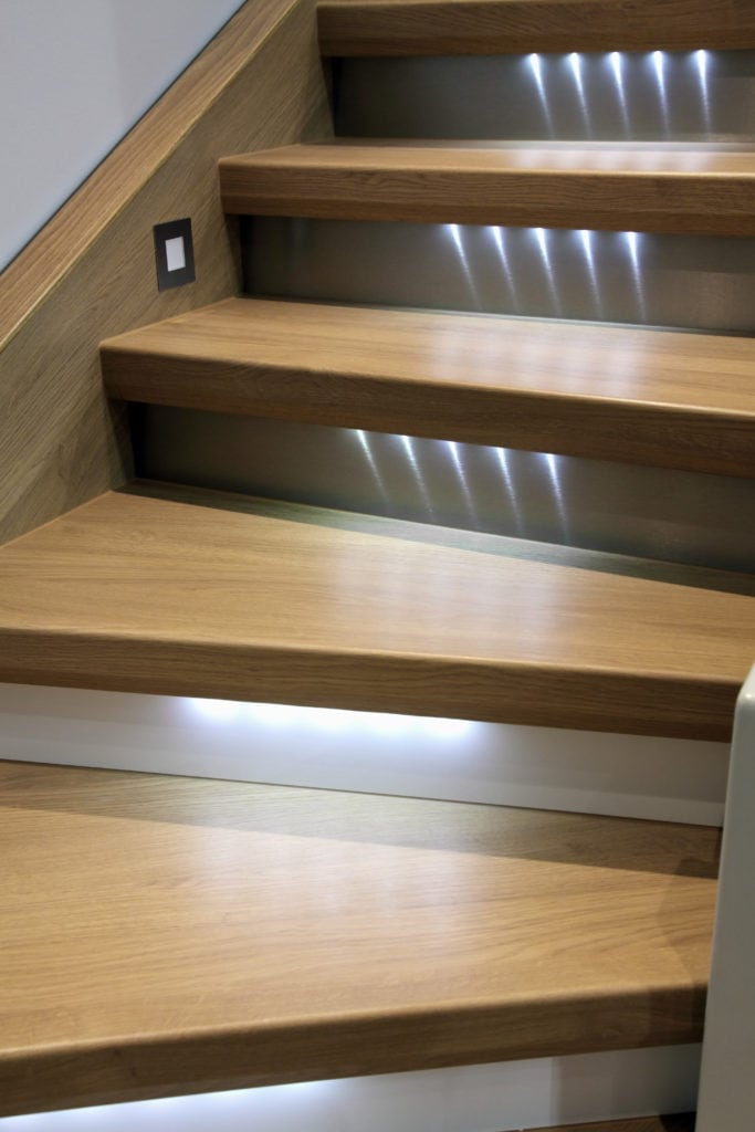 LED Strip Lighting for Stairs 683x1024 - How to Create Entertainment Lighting With LED Strip Lights