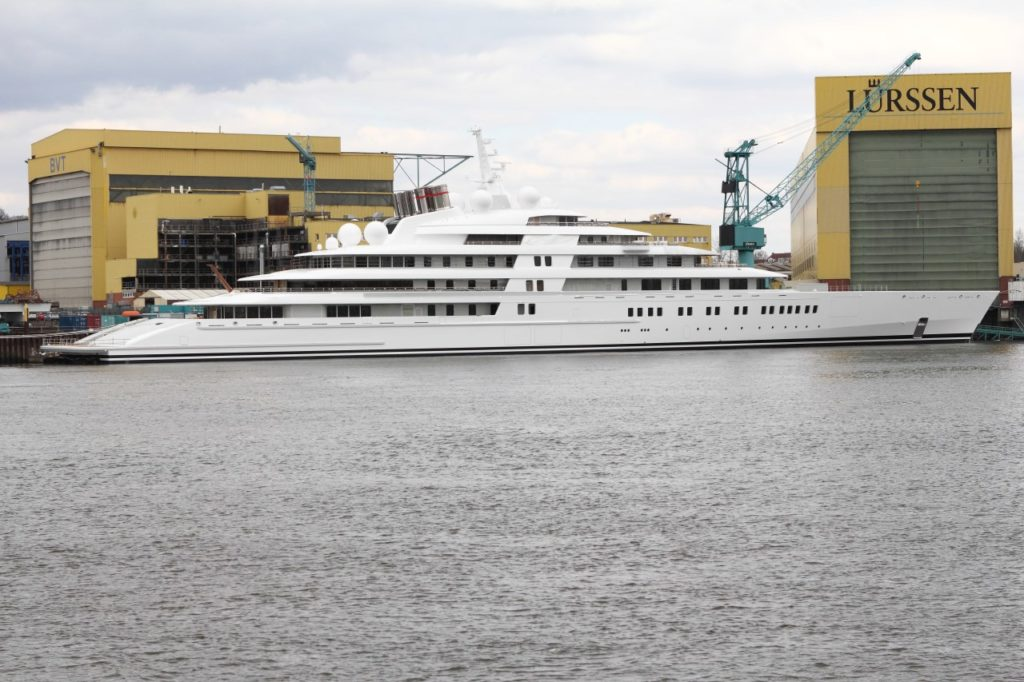 Largest Fastest and Most Expensive Superyachts 1024x682 - The World's Most Impressive Superyachts