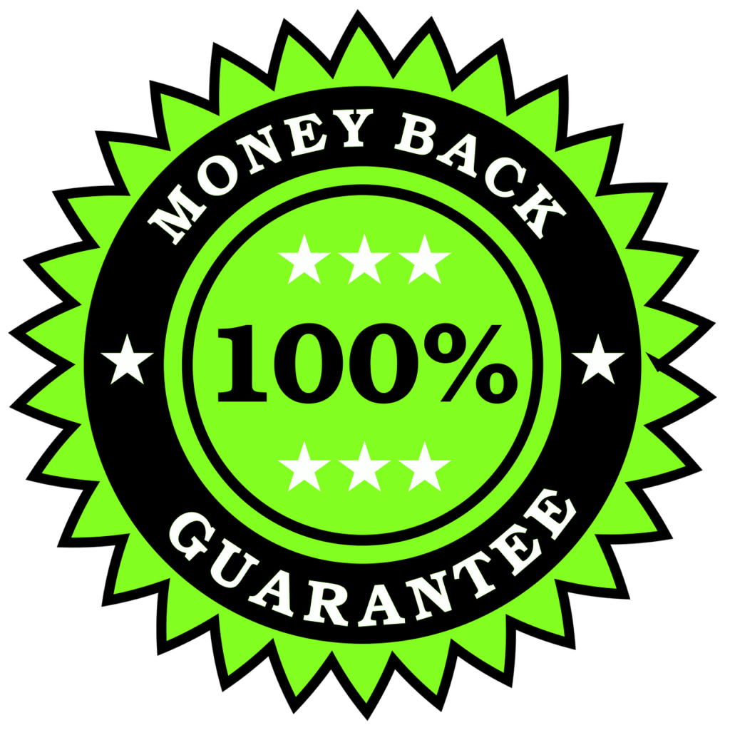 Money Back Guarantee 1024x1024 - Is it acceptable to use essay writing services while in college?
