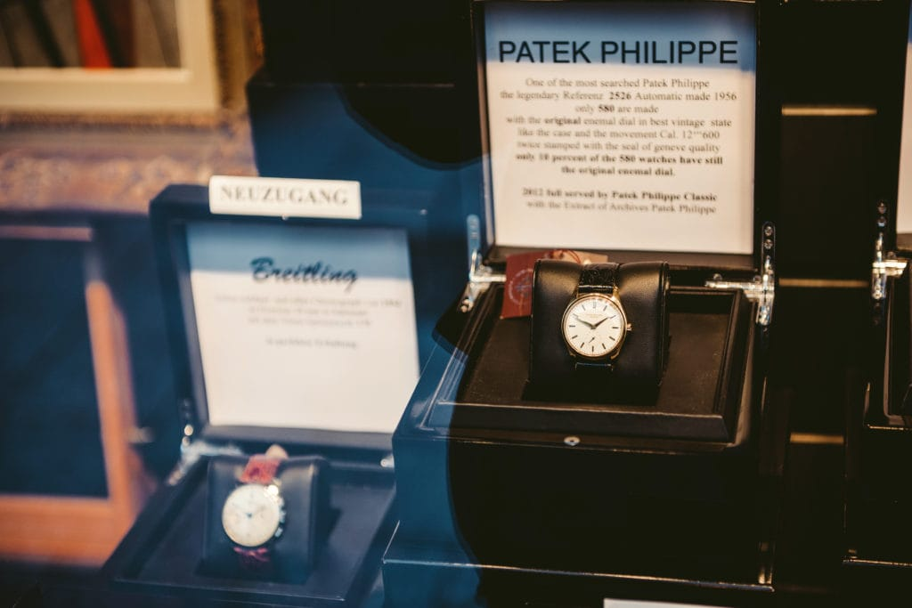 Patek Philippe Museum 1024x683 - Patek Philippe: the history and main features of one of the most important watch companies in the world