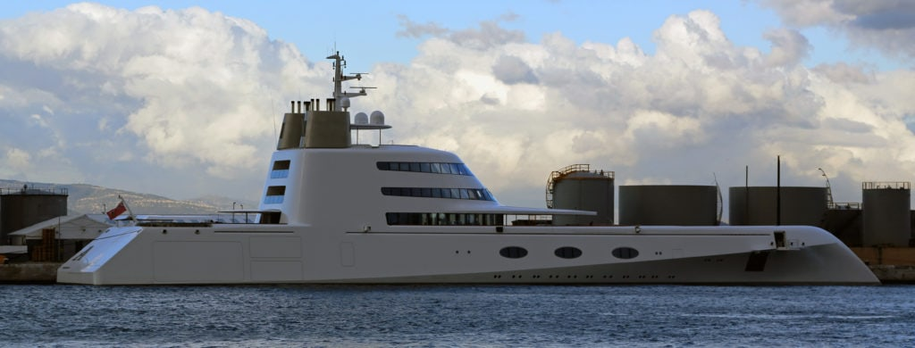 World's Most Impressive Superyachts 1024x390 - The World's Most Impressive Superyachts