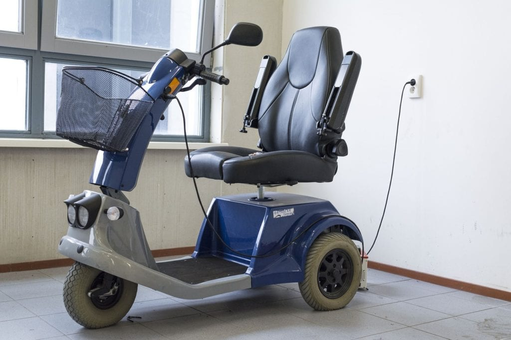 mobility scooter for old age 1024x682 - How to stay independent in old age