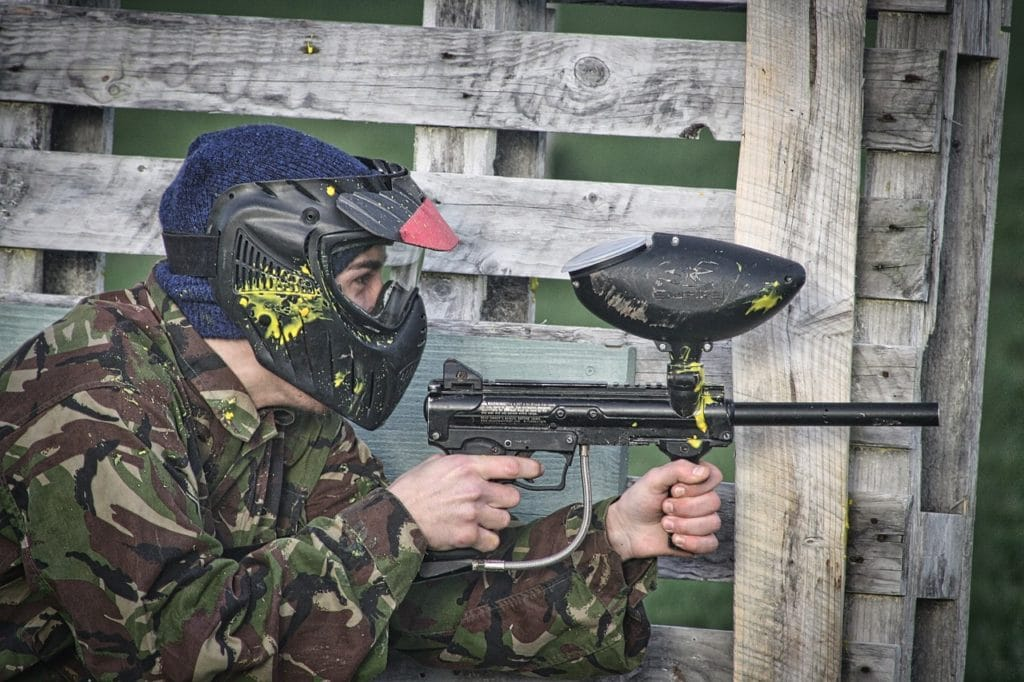 paintball game 1024x682 - 7 Tips To Help Your Choose Your First Paintball Mask