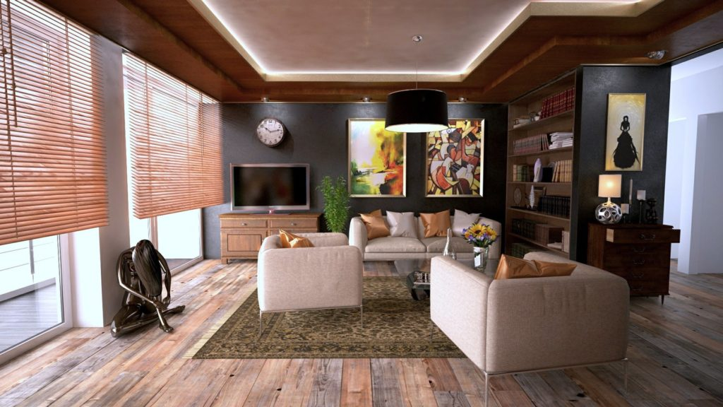 perfect living room 1024x576 - Creating the Perfect Home