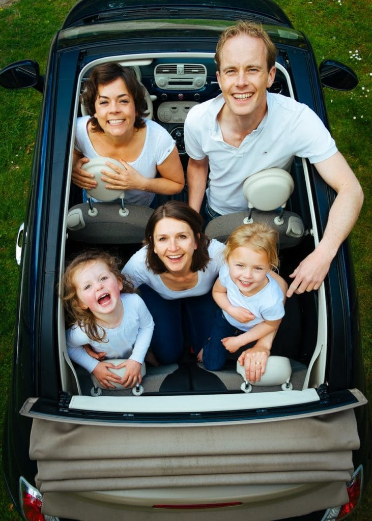 Fun on a road trip 731x1024 - Traveling with the Family