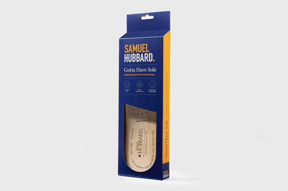 Samuel Hubbard sole - Samuel Hubbard Shoes: The Ultimate in Men's Style and Comfort