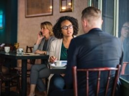 Things Women Notice When They're Out On A Date