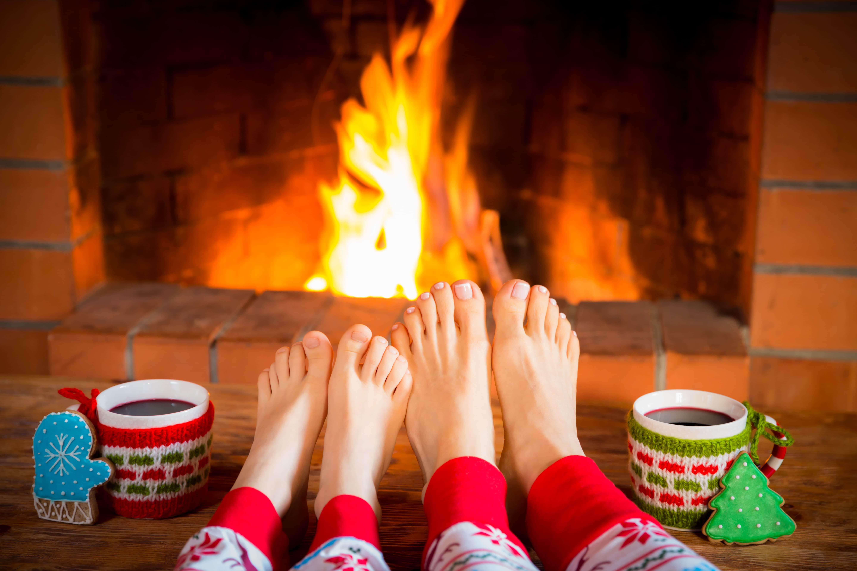 healing cold feet