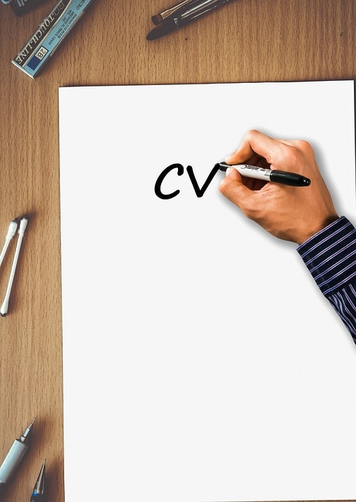 Setting up your resume - Advice for the Modern Job Seeker