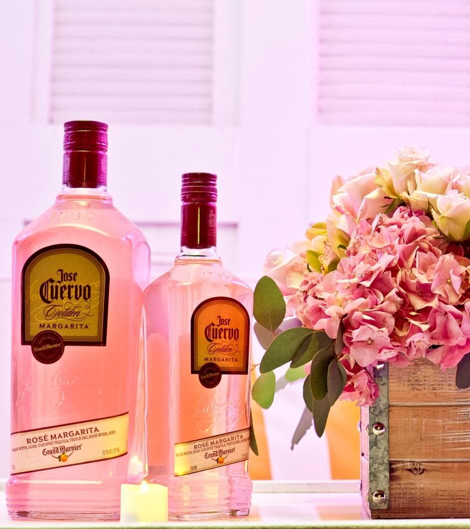 word image - Inside the Miami Launch Event of Jose Cuervo's Golden Rosé Margarita