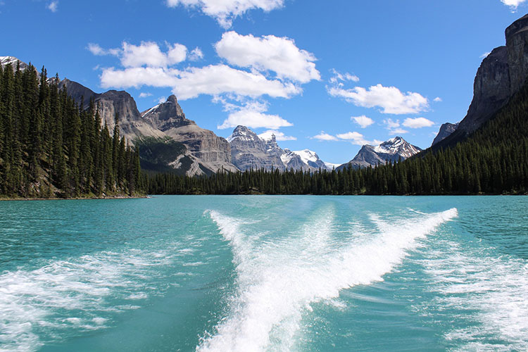 Canadian Rockies - 6 Best Adventure Places to Visit in the World