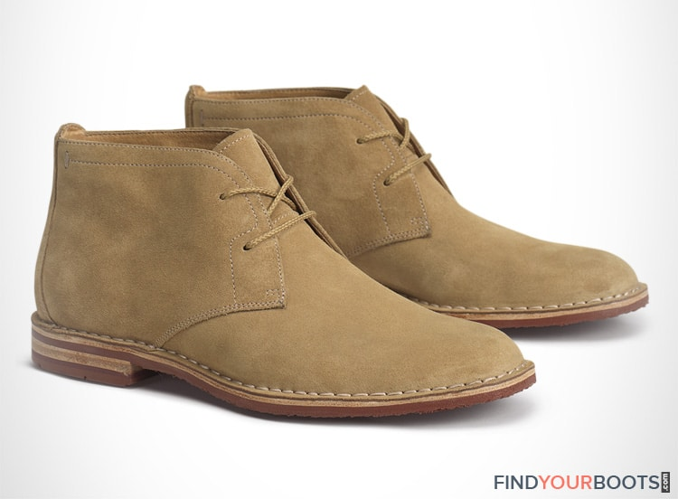 Chukka Boots - 5 Boots You Need in Your Wardrobe (and What to Wear Them With)