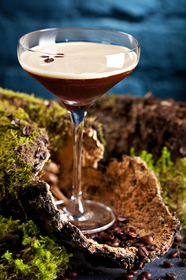 Ravo Espresso Martini - What You Should Be Drinking This Fall