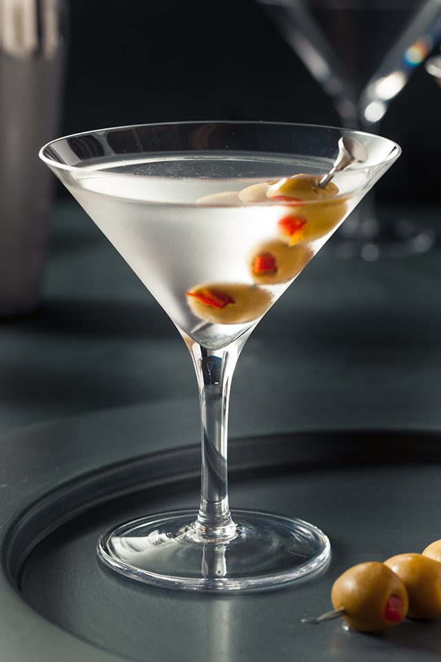 Vodka Martini - What You Should Be Drinking This Fall