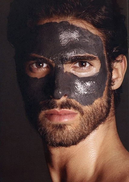 man with a mask - Is Metrosexuality Affecting Your Healthy Lifestyle?