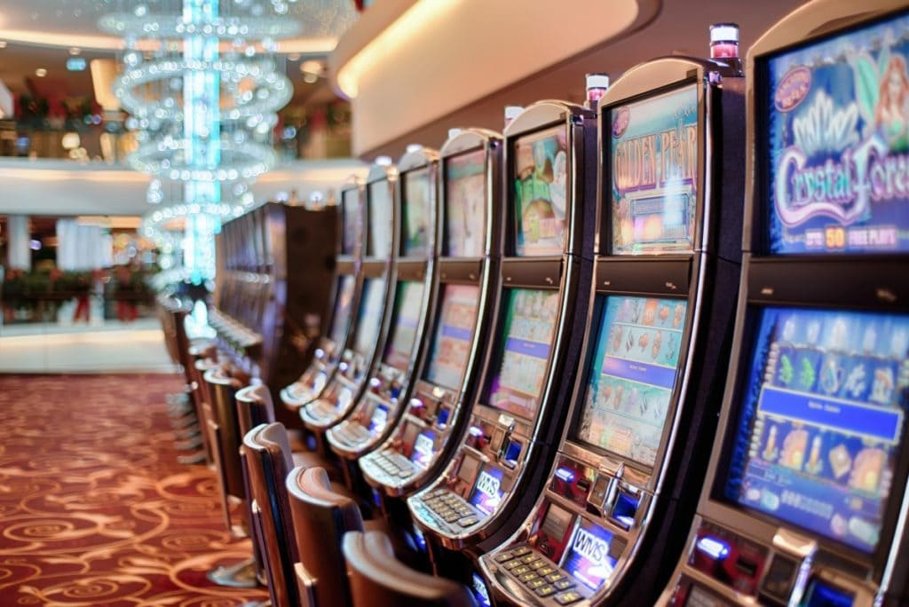 slot machines 1024x684 - A Gentleman's Strategic Guide to Online Slots