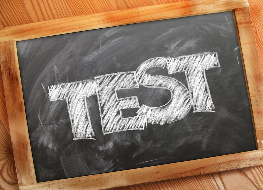 test - The wave of Aptitude test in Organizations