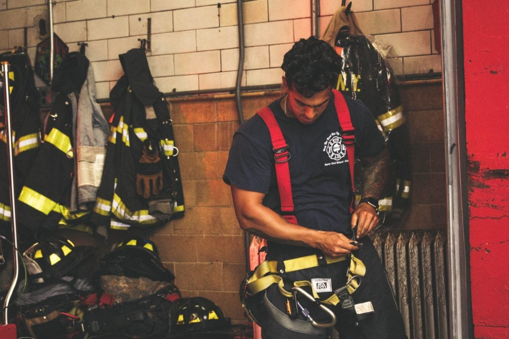 Firefighters Outfits 1024x683 - Top Men's Fashion Trends You Must Follow in 2019