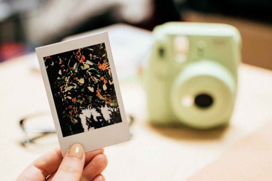 Polaroid Camera - Top Technology Gifts for the Men