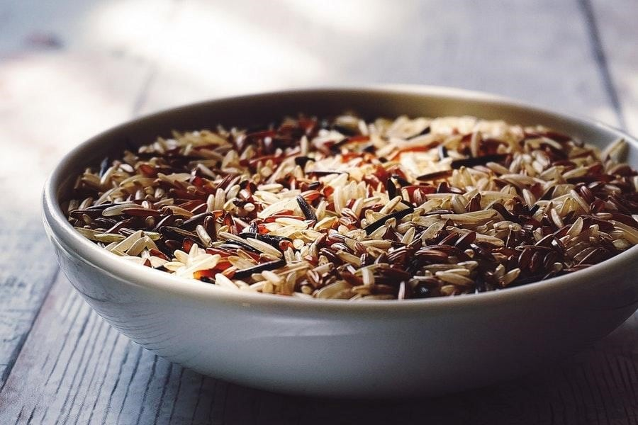 Stick to whole grains - Nutrition Guide for a Healthy Heart
