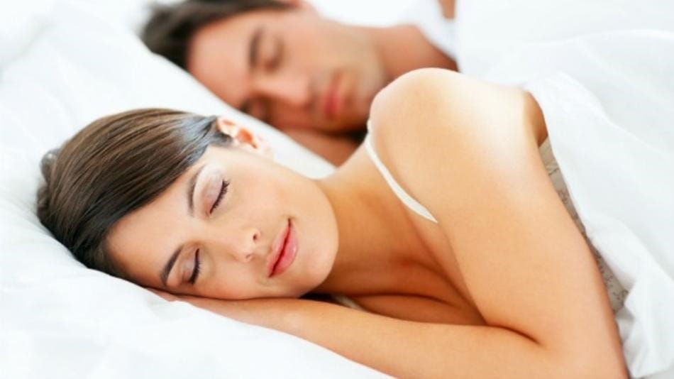sleeping - Getting A Better Night's Sleep Can Improve Your Overall Health