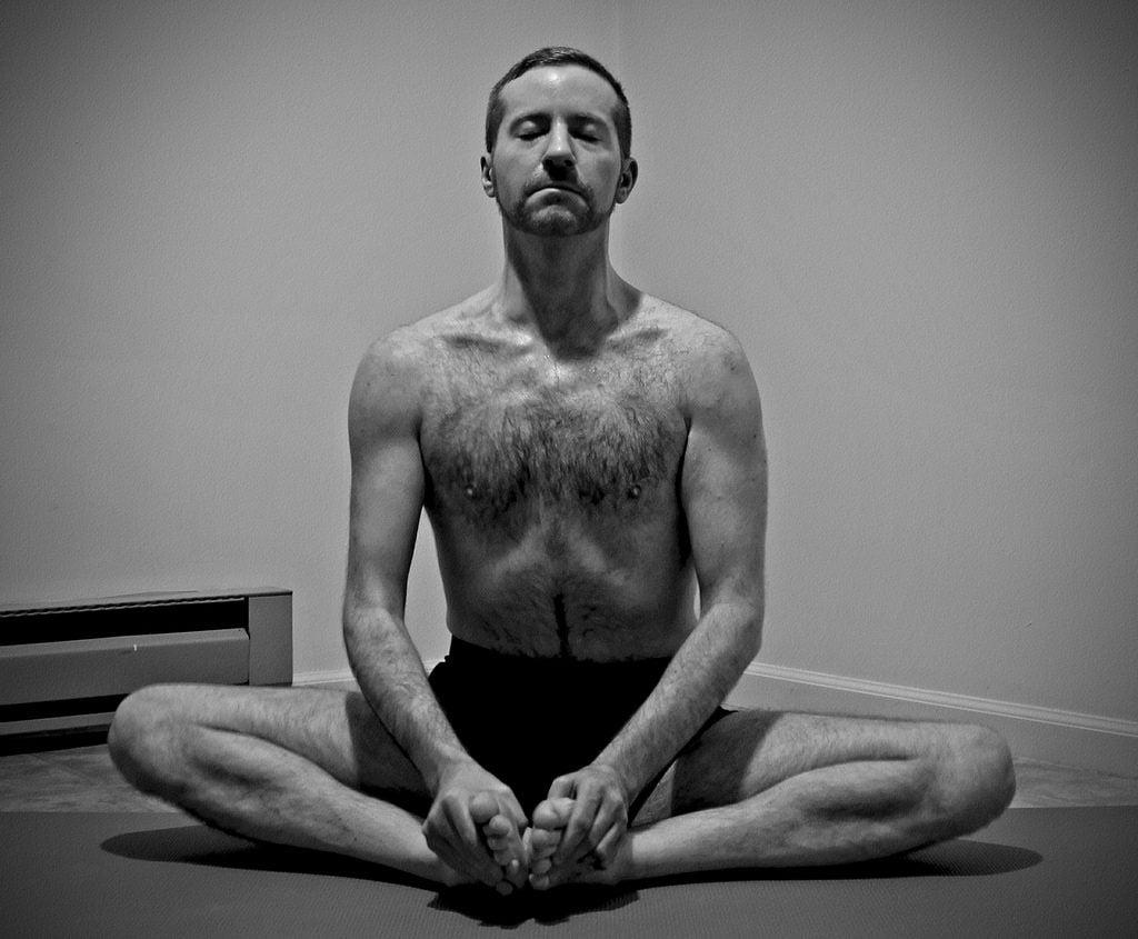 Baddha Konasana 1024x845 - 10 Yoga Poses That Aid in Addiction Recovery