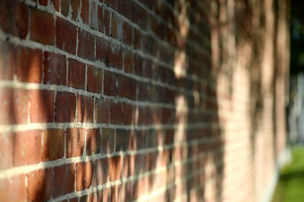 Brick wall 1024x683 - How To Repair Damaged Brickwork On Your Home