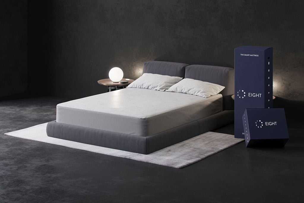 Eight Smart mattress 1024x683 - What is the Best Mattress Need to Buy For Your Bedroom?