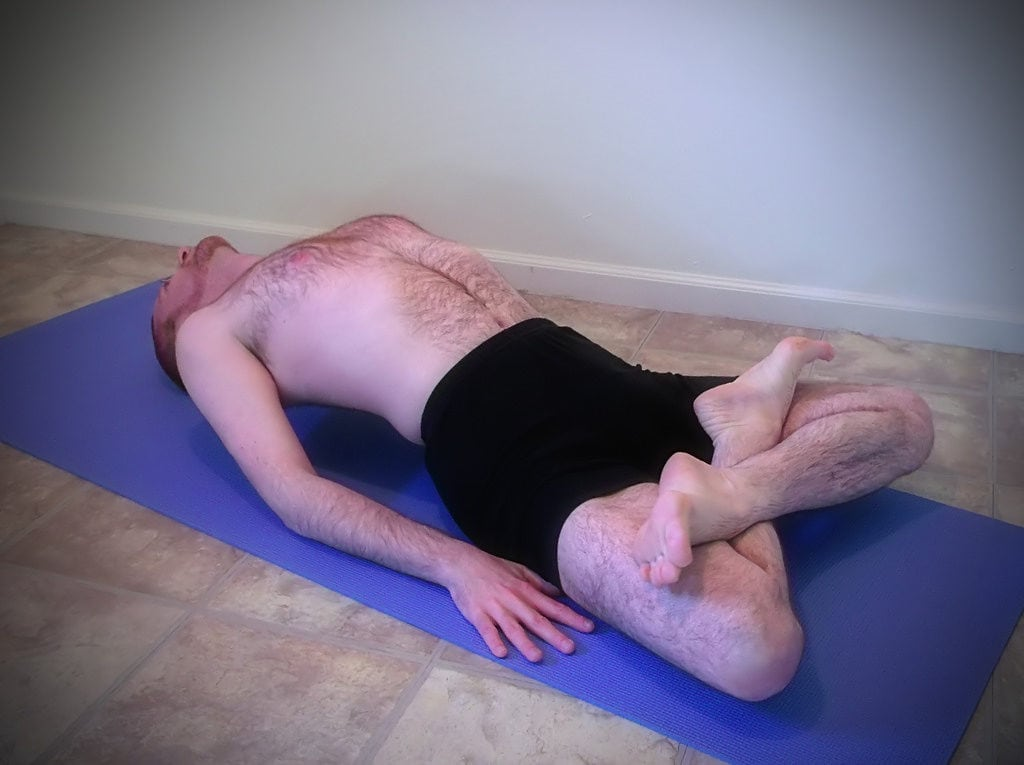 Matsyasana 1024x765 - 10 Yoga Poses That Aid in Addiction Recovery