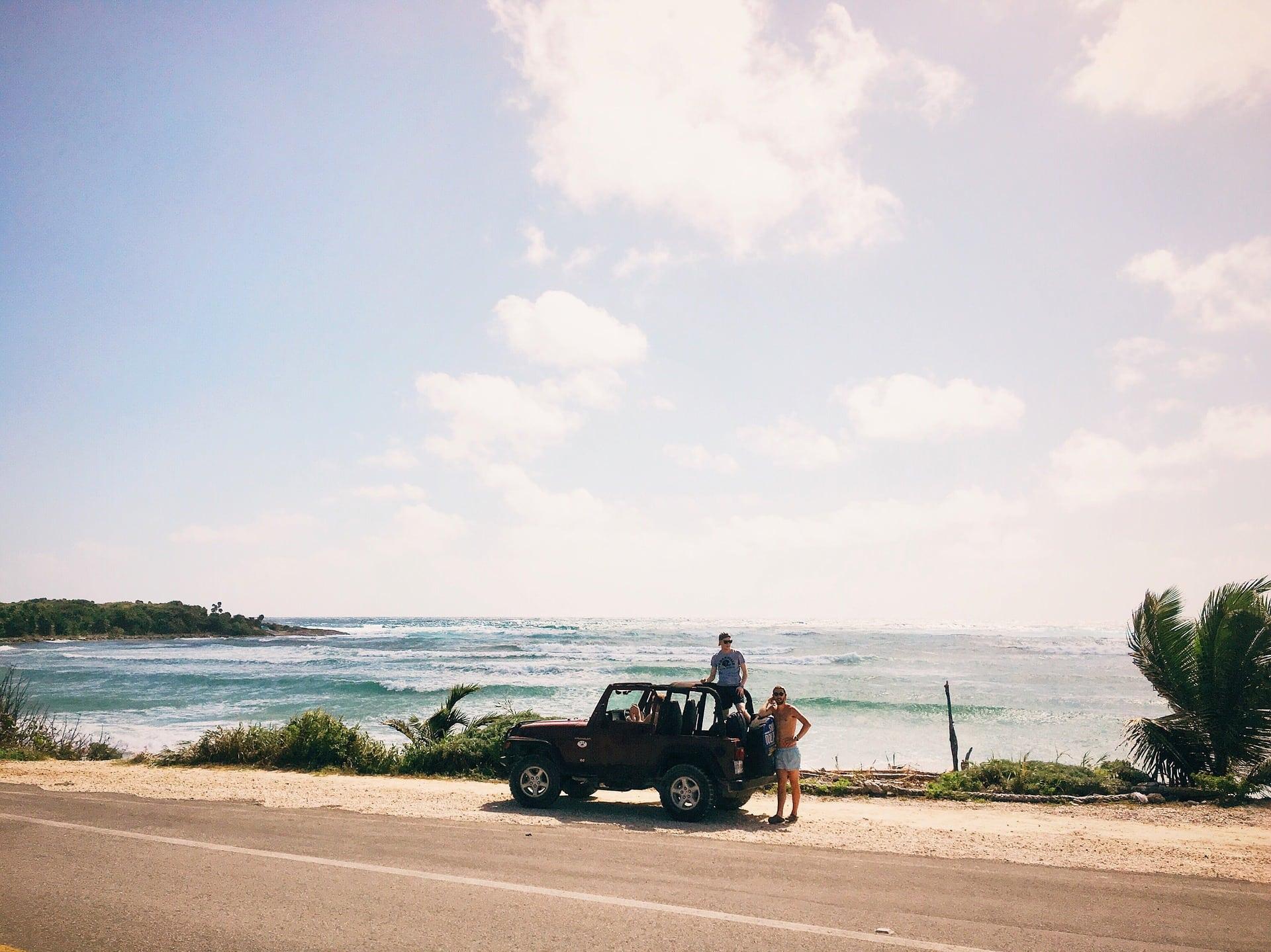 Vacation Driving