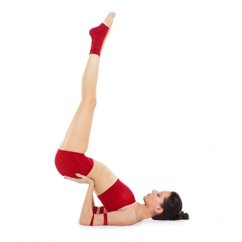 Viparita Karani - 10 Yoga Poses That Aid in Addiction Recovery