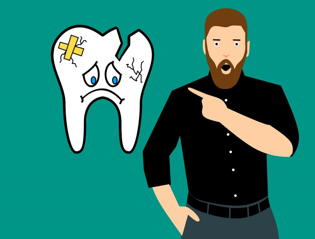 healthier teeth 1024x778 - A Man's Guide towards Whiter and Healthier Teeth