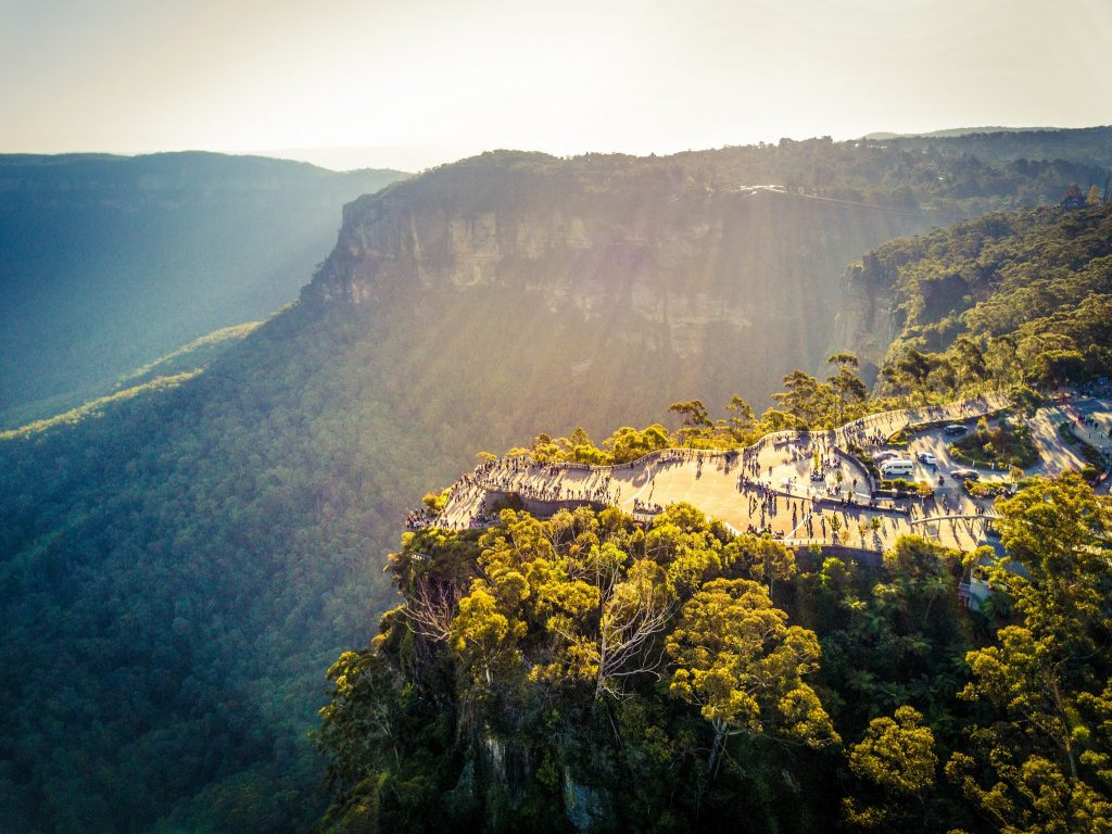 Blue Mountains 1024x768 - 8 Hiking Places in Australia for a Perfect Active Holiday