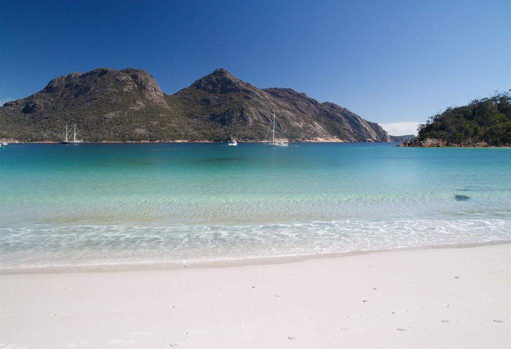 Freycinet Peninsula Circuit 1024x700 - 8 Hiking Places in Australia for a Perfect Active Holiday
