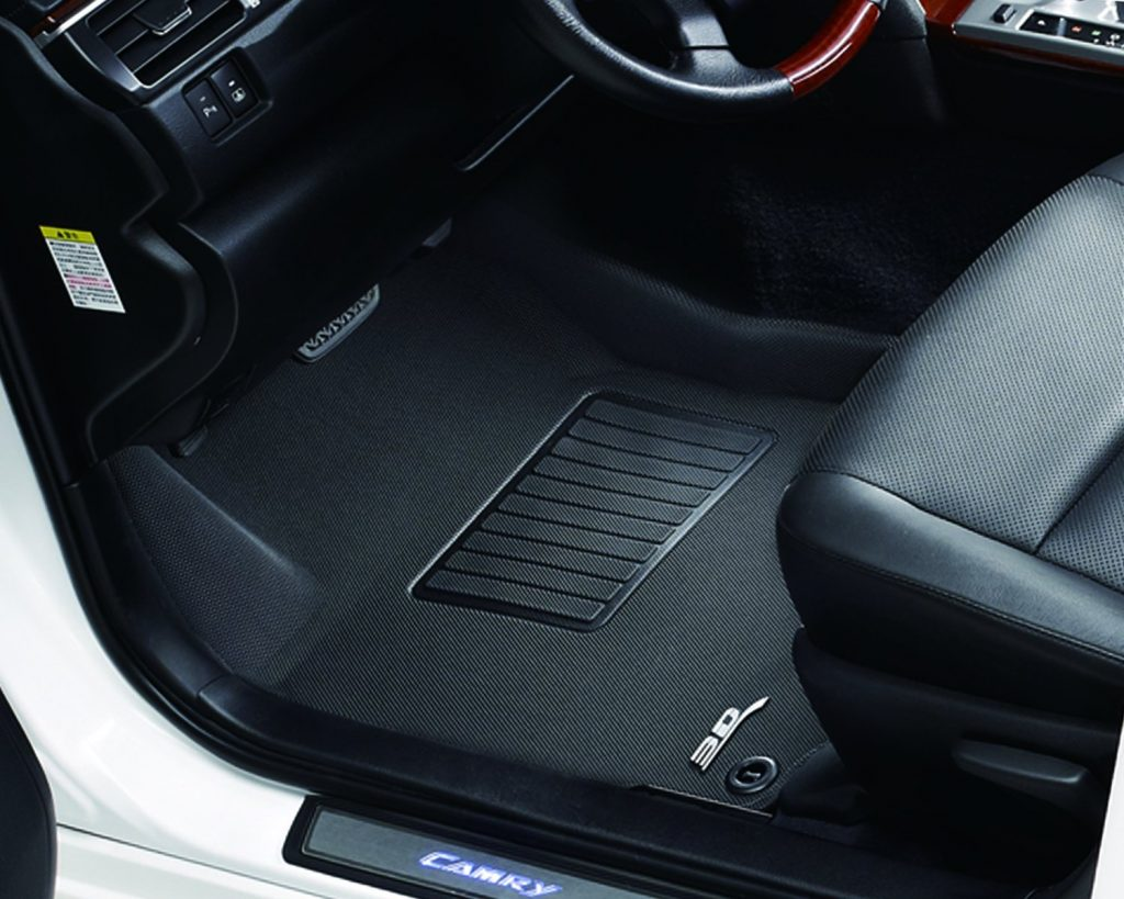 Kagu Black Front 1024x819 - 3D MAXpider Kagu Floor Mats Review
