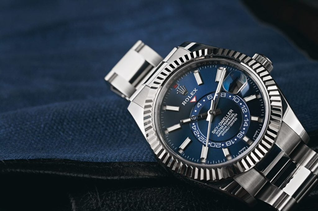 Sky Dweller 1024x682 - A Rolex for Every Budget
