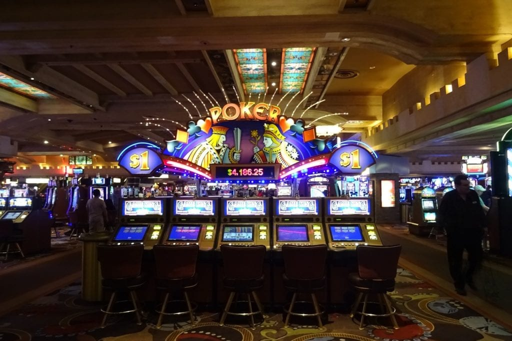 casino slot machine 1024x682 - A guide for the novice gambler