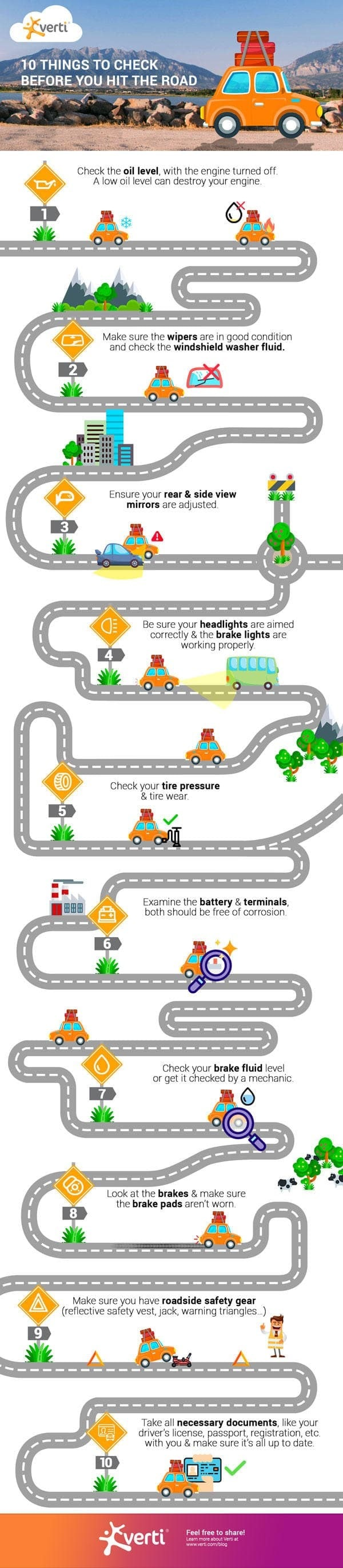 road trip travelling tips - The Best Road Trip Travelling Tips