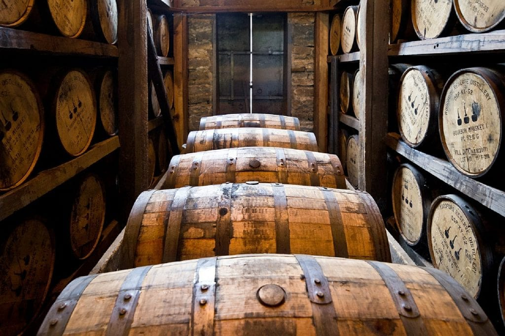 whiskey distillery barrels 1024x682 - Talk the Whiskey Talk