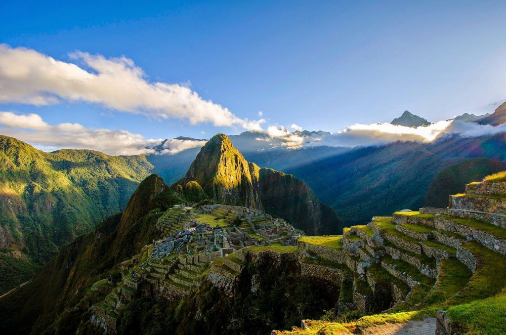 Peru 1024x678 - Top Travel Destinations 2019 for Active Travelers