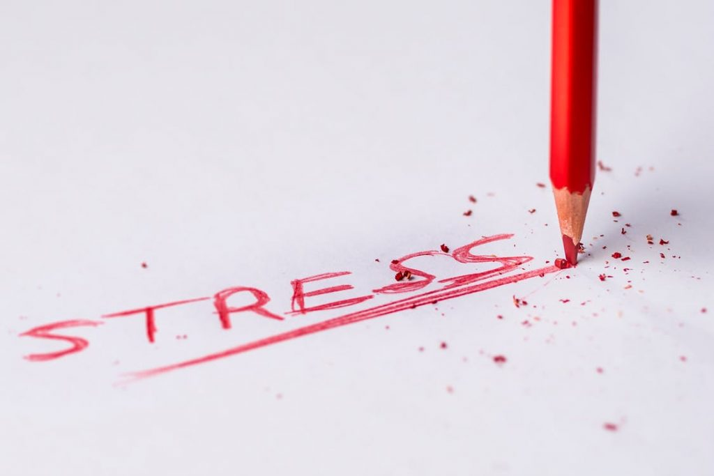 stress 1024x683 - How Writing Helps With Mental Health