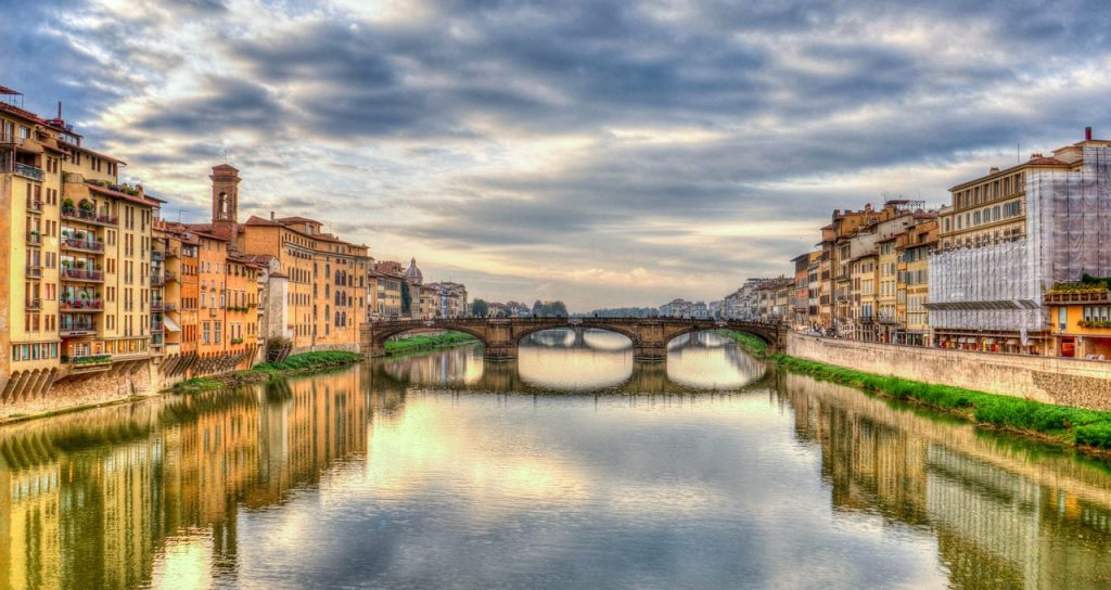 River Arno 1024x544 - 3 secret spots to visit in Florence